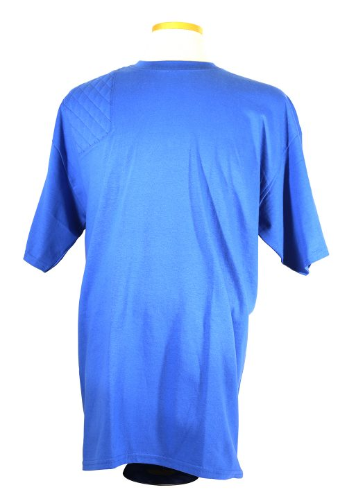 #2000T Tall Cotton Tee - Right hand, Single layer Pad, Royal Blue