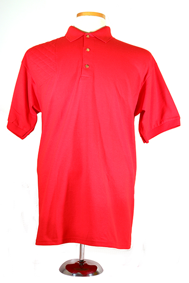 #8800 50.50 Dryblend polo - red right hand single layer pad (1)