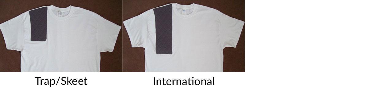 pad sizes